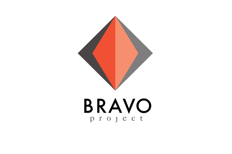 Bravo Project Logo Design