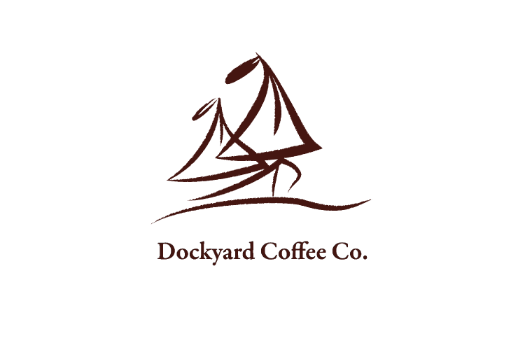 Dockyard Coffee Co. Logo Design